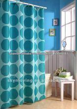 Poliéster cortina de ducha