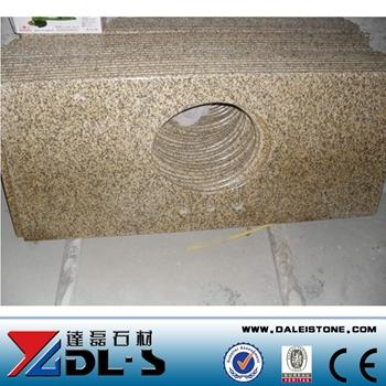 Encimeras de vietnam amarillo granito encimera de la for Precio metro lineal encimera granito