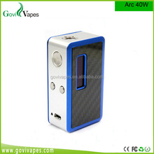 Govi Govivapes New Design Temp Control Box Mod USA Originla Evolv DNA40 Chip Arc Box 40W In Stock