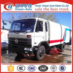 DongFeng new condition sweeping car with 3500mm cleaning width from original factory