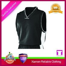 Hot selling top quality basketball uniform design for men from supplier