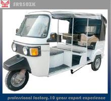 tuktuk 250cc, bajaj three wheel motorcycle, motor taxi