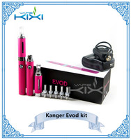 100% Original Kanger EVOD Mega kit/Authentic Kanger 1900mah eovd mega eletronic cigarette kit set from kixivape