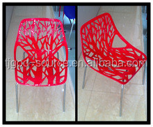 new cheap plastic red leisure sex chair home furniture
