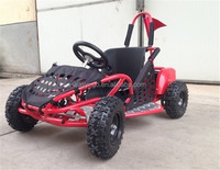 2015 new 1000w/36v 4 wheel adult pedal go kart two seater for sale with CE certificate