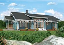 2015 beautiful big wooden villa