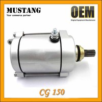 OEM High Quality easy start motorcycle starter motor,starter clutch gear for motorcycle