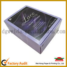feature recycled materials packaging box electronic and industrial use