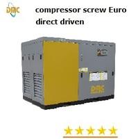 Oil free screw compressor 10- 20 m3/min 3-10 bar GHH oil free air end for Air Nitrogen gas