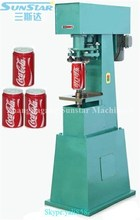 Factory sale simple easy to use manual pop-top aluminum can sealer