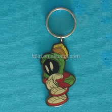 metal tag with epoxy, zinc alloy metal tag with keyring