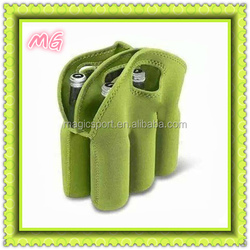 6 pack neoprene bottle beer holder