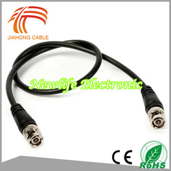 China Manufacturer RG59 Coaxial Cable RG11 BNC Connector 13 Years Hot Sell!