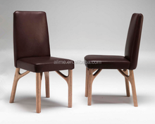 Alime upholstery wooden restaurant chair/ dinning chair/cafe chair ADC141