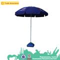 la inclinación al aire libre paraguas del patio de publicidad