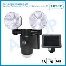 Shenzhen Factory supply Outdoor High Lumen Integrated Motion Sensor Led Street Garden Solar Light