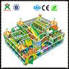 Sculpture residential kids indoor playground design/commercial indoor playground QX-109E