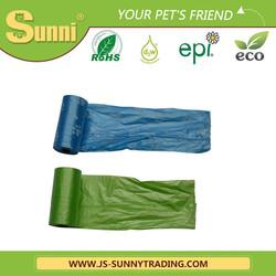 Sunny Pet Product HDPE+D2W Biodegradable Garbage Bag in PP Pet Dog Bone Shape Doggie Bag Dispenser