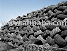 Waste Rubber Tyre