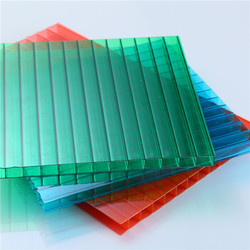 good cold resistance lexan polycarbonate sheet fire resistance board for sunshine house