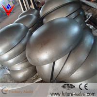ASME B16.9 Butt Welded Galvanized Pipe End Cap