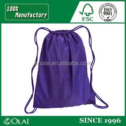 nylon pe vacuum bag/folding nylon tote bag/nylon folding bag
