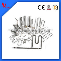 Electric heating element 5KW Finned Exchange heating Tube