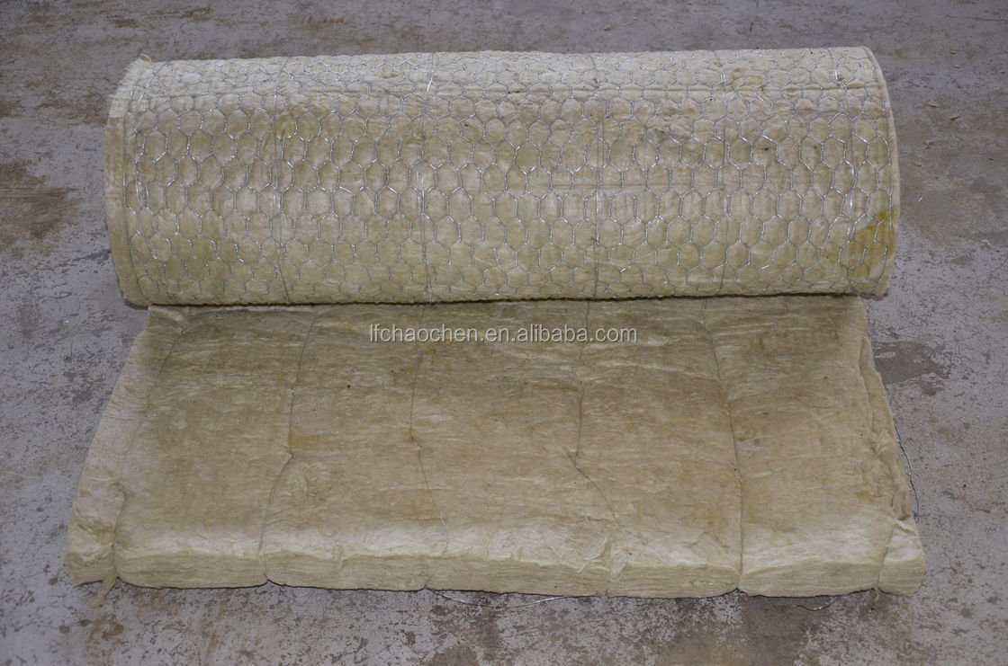 Fireplace insulation blanket rock wool blanket view for Mineral wool density