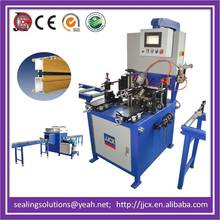 Two components PU injection machine for aluminum profiles