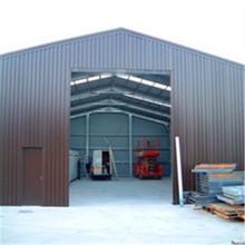 China fornecedor de aço pré-fabricadas luz desenho estrutura do armazém