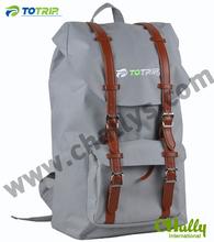 Hot sale custom vintage men backpack