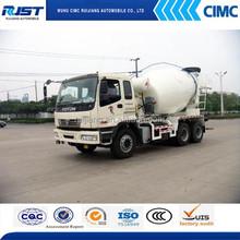 6*4 FOTON 6-12m3 Concrete/Cement Mixer Truck For Sale