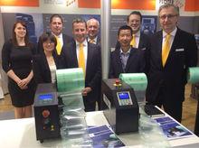 AIRMAT AM320 air cushion machine, TOP 3 brand in China