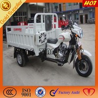Chinese Cargo motor tricycle 300cc Afghanistan three wheel motorcycle