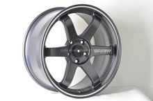 Replica TE37 aluminum wheels with good quality and high performance