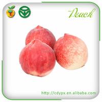 Fresh Peach with Top Healthy