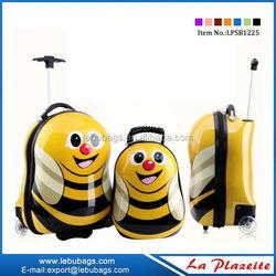Cute Girl Luggage, Teenage girls trolley suitcase