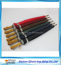 wholesale Japanese wooden golf umbrella