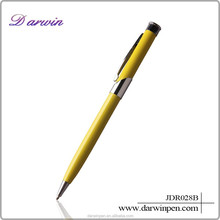 New design cheap hotel metal ball pen