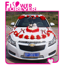 Qualified Wedding Car Decoration Materials