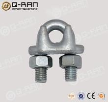 China Experienced Wire Rope Clip Manufacturer Rigging Hardware Bulldog Clip