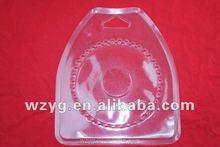 plastic blister box foaming plastic tray