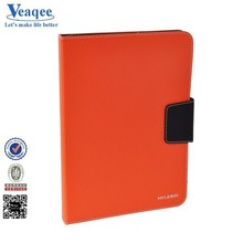 Veaqee ultra slim tablet pc leather cases for ipad, universal tablet cases