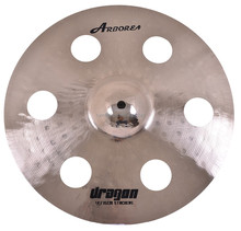 Dragon Series 14'' O-zone Cymbal/Effect Cymbal/Musical instrument/100% handmade effect cymbals