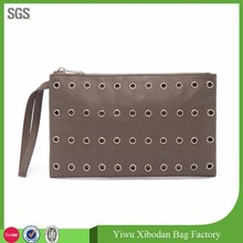 designer eyelet clutch bag for ladies