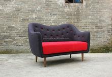 Finn Juhl Pelikan sofa for 2 seaters