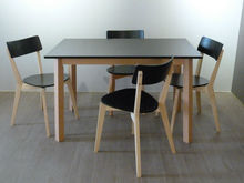 mejores <span class=keywords><strong>muebles</strong></span> <span class=keywords><strong>de</strong></span> <span class=keywords><strong>madera</strong></span> con asiento negro