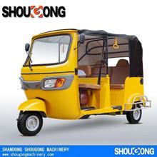 Bajaj 200cc motorcycle cng auto 4 stroke rickshaw