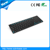 Slim Wireless Keyboard with touch pad and gift box
