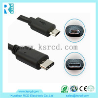 Usb Type C 3.1 to Micro B USB 2.0 Male Cable